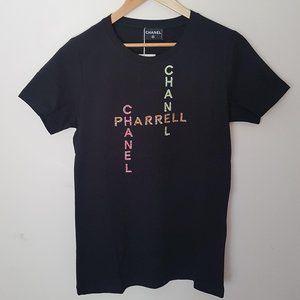 chanel womens tshirt